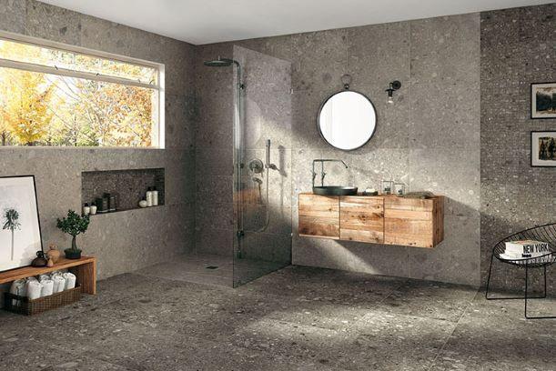 אמבטיה טראצו
