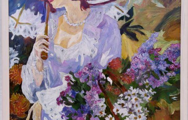 """לרגל יום האישה הבינלאומי תערוכה חדשה: """" נשים באמנות"""""""