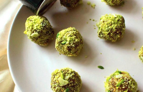 מתכון להכנת חטיפי בריאות: כדורי אנרגיה מאצ'ה